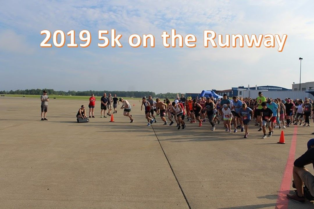 5k on the Runway Start